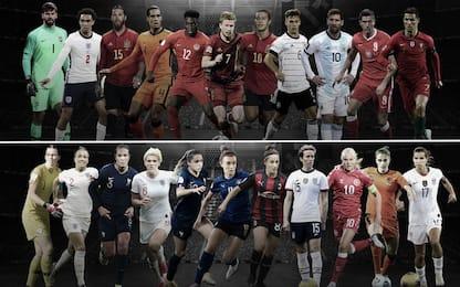 Squadre dell'anno: ci sono CR7, Bonansea e Boquete