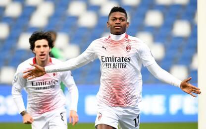 Nessuno come Leao: suo il gol più veloce in Europa