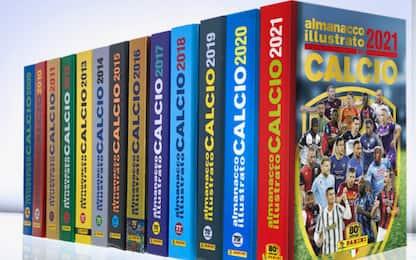 Panini, l'Almanacco del Calcio compie 80 anni
