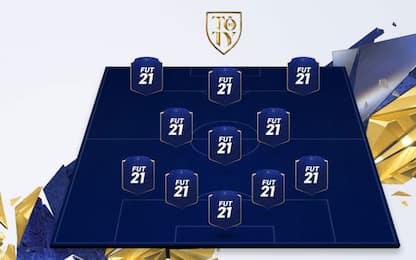 """Da Lewa a Caputo, i candidati al """"Toty"""" di FIFA 21"""