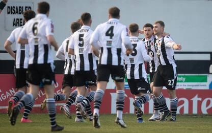 FA Cup, Derby County eliminato da club di 6^ serie