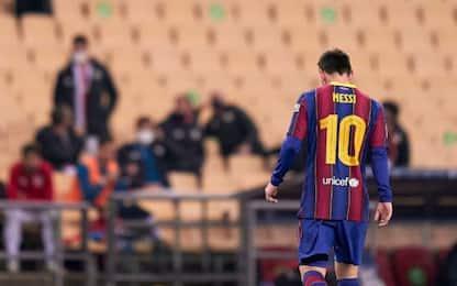 Non solo Messi, quanti rossi hanno ricevuto i big?