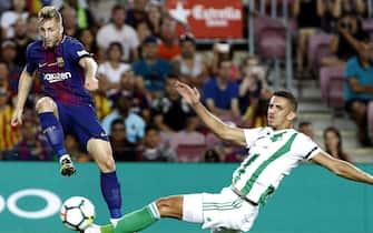 Barcellona vs Real Betis - Liga spagnola
