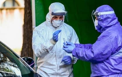 Ieri in Italia 10.497 nuovi casi e 603 decessi