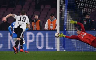 Napoli vs Juventus - Serie A TIM 2018/2019