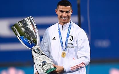 """Ronaldo: """"Coppa importante, ora lo Scudetto"""""""