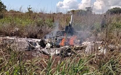 Incidente aereo: morti 4 giocatori del Palmas