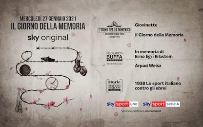 Giornata della Memoria: la programmazione su Sky