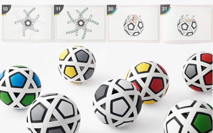 Pallone puzzle