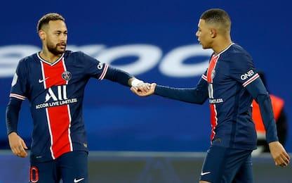 Neymar rinnoverà con il Psg, Mbappé verso il Real?