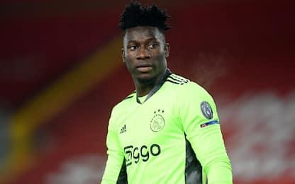 Ajax, il portiere Onana sospeso 12 mesi per doping