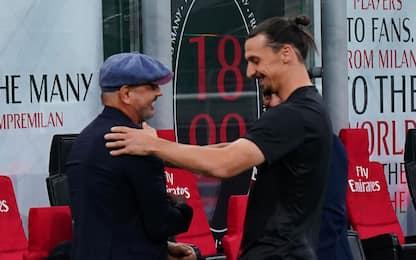 "Ibra e Sinisa, a Sanremo canteranno ""Io vagabondo"""