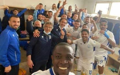 Miccoli e Moriero si dimettono dalla Dinamo Tirana