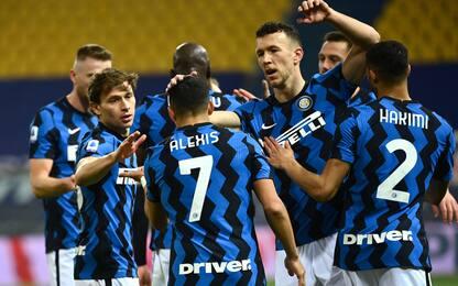15 vinte nelle ultime 20, Inter in forma scudetto