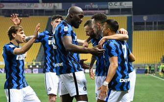 Parma vs Inter - Serie A TIM 2020/2021