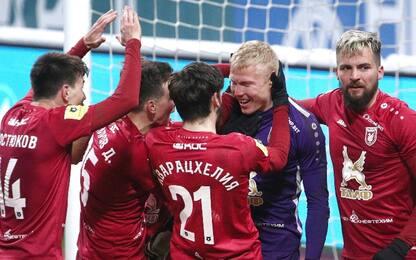 Rubin Kazan-Zenit, un finale da non credere. VIDEO