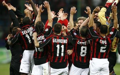 L'ultimo Milan che batté lo United: dove sono ora?