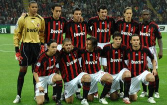 MILAN MANCHESTER UNITED semifinale Champions League 2006 2007