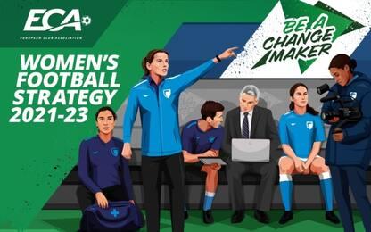 Calcio donne: l'ECA apre a due nuove competizioni