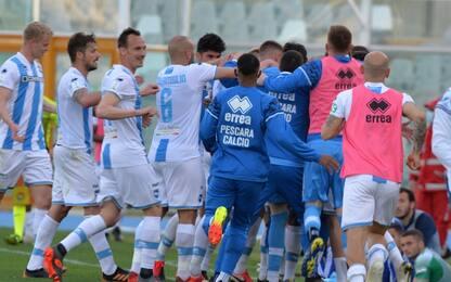 Focolaio Pescara, Asl ferma il club per 3 gare