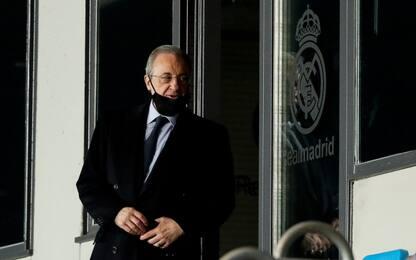"""Perez: """"La Superlega nasce per salvare il calcio"""""""