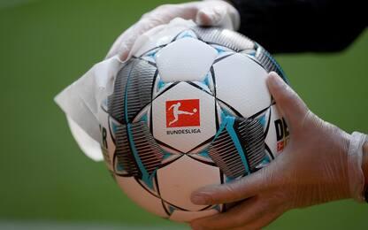 Bundesliga in quarantena per chiudere la stagione
