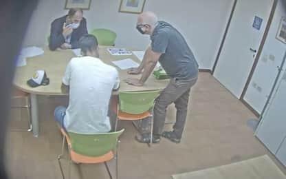 Suarez, spuntano i video dell'esame a Perugia