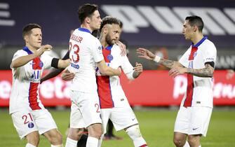 French football Ligue 1 match -  Stade Rennais vs Paris Saint-Germain (PSG)