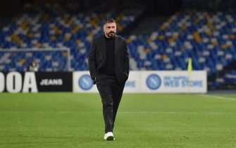 Napoli - Inter campionato di calcio serie A