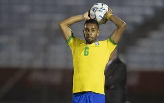Renan Lodi of Brazil (Photo: DiaEsportivo/PRESSINPHOTO)
