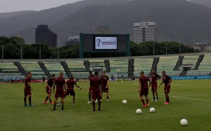 Copa America: focolaio Venezuela, 12 positivi