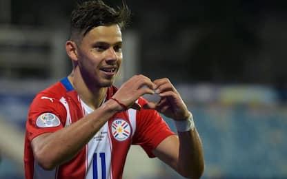 Doppietta di Romero: Paraguay batte Bolivia 3-1