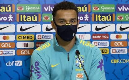 """Danilo: """"Mi sento un leader di questo Brasile"""""""