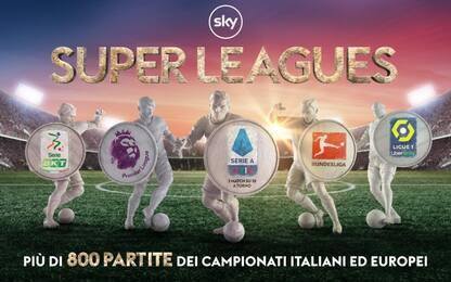 Messaggio per gli abbonati al pacchetto Sky Calcio