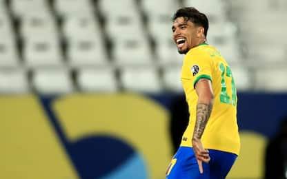 Paquetà batte 1-0 il Perù: il Brasile è in finale