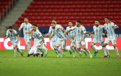 Colombia ko ai rigori, sarà Brasile-Argentina
