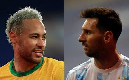 Neymar-Messi, resa dei conti al Maracanà