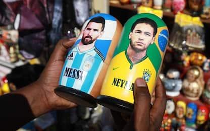 """Neymar: """"Metterò da parte l'amicizia con Messi"""""""