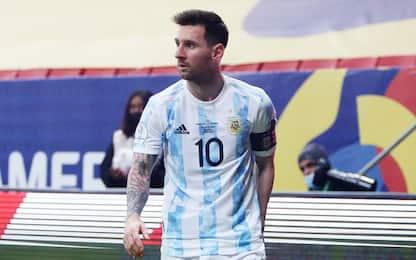 Argentina-Brasile, dove vedere la finale