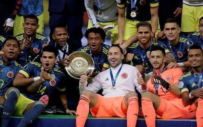 Terzo posto alla Colombia: Perù ko 3-2 al 94'