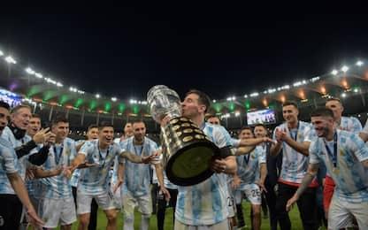 Di Maria-gol, Brasile ko 1-0: Argentina campione