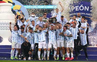 Copa America, ecco i migliori: la Top-11