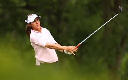 Paula Reto positiva, golf perde una protagonista