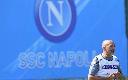 Napoli, Costa positivo: era in campo col Wisla