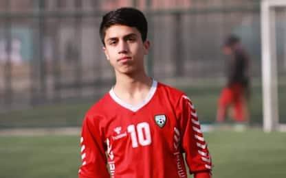 Morto giovane talento afghano: era un falling man