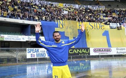 """Nasce l'FC Chievo 1929, Pellissier: """"Io non mollo"""""""