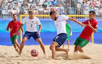 Italia, sfuma sogno europeo: Portogallo in finale