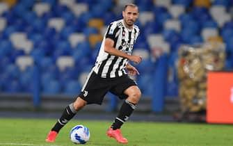 Italian football Serie A match - SSC Napoli vs Juventus FC
