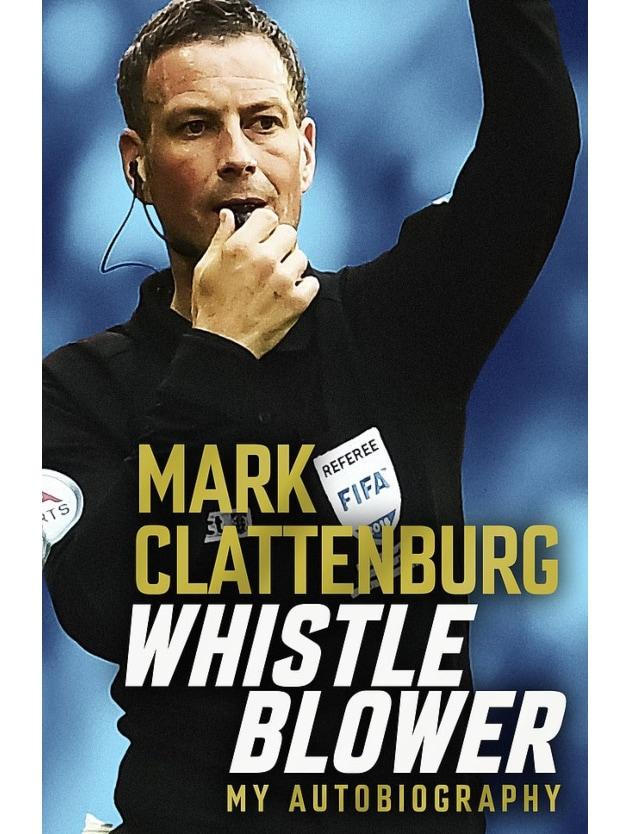 L'autobiografia di Clattenburg