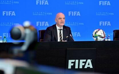 Riforma calendari, al via le consultazioni Fifa